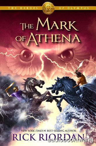 The Mark of Athena - Rick Riordan Unabridged (mp3/m4b音频) 777.33 MBs