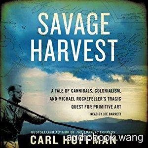 Savage Harvest Unabridged (mp3+mobi) 9hrs