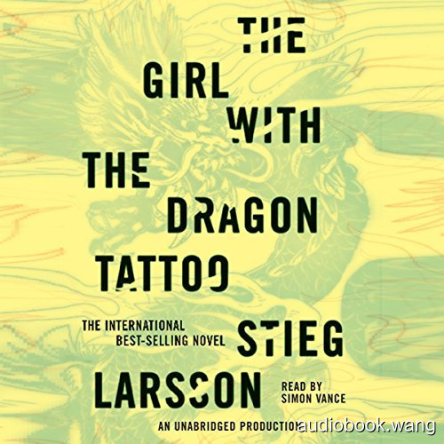 The Girl with the Dragon Tattoo Unabridged (m4a音频+mobi+epub+pdf) 16hrs
