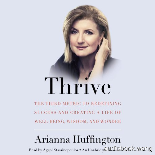 Thrive Unabridged (mp3音频+mobi+epub+pdf) 10hrs