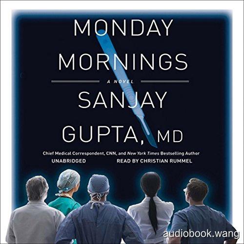 美剧同名小说 周一清晨Monday Mornings Unabridged (mp3音频+mobi+epub+pdf+txt+docx) 10hrs