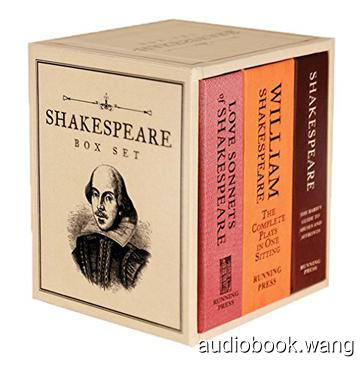 莎士比亚全集套装共39本英汉双语 11.8G The Complete Works of Shakespeare Unabridged (mp3音频+azw3)