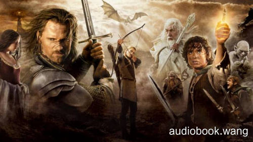 The Lord of the Rings Trilogy and The Hobbit Unabridged (m4b音频+mobi+epub+pdf) 18hrs