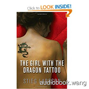 The Girl with the Dragon Tattoo - Stieg Larsson Unabridged (mp3/m4b音频) 675.41 MBs