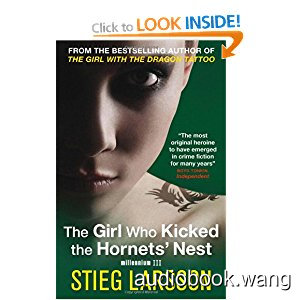 The Girl Who Kicked the Hornets' Nest - Stieg Larsson Unabridged (mp3/m4b音频) 557.96 MBs