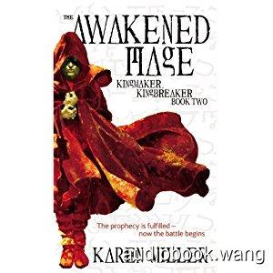 The Awakened Mage (Kingmaker, Kingbreaker 02) Unabridged (mp3/m4b音频) 1.26 GBs