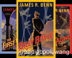 Billy Boyle World War II ~ Books 1-12 - James R. Benn Unabridged (mp3/m4b音频) 3.73 GBs