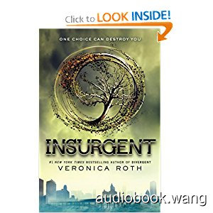 Insurgent - Veronica Roth Unabridged (mp3/m4b音频) 228.42 MBs