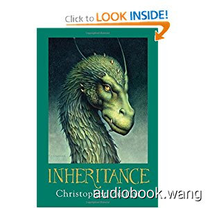 Inheritance - Chrstipher Paolini Unabridged (mp3/m4b音频) 647.14 MBs