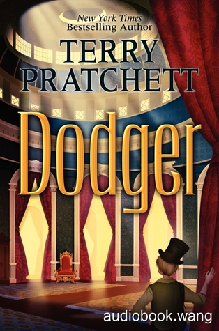 Dodger - Terry Pratchett Unabridged (mp3/m4b音频) 255.7 MBs