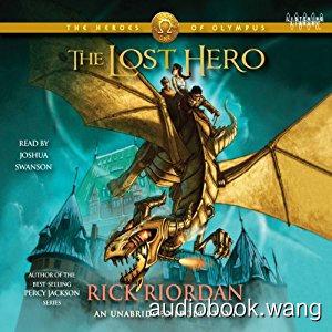 The Lost Hero - Rick Riordan Unabridged (mp3/m4b音频) 453.39 MBs
