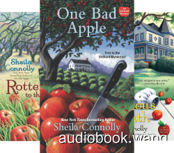 Orchard Series ~ Books 1-11 - Sheila Connolly Unabridged (mp3/m4b音频) 2.66 GBs