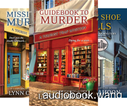 Tourist Trap ~ Books 1-9 - Lynn Cahoon Unabridged (mp3/m4b音频) 1.88 GBs
