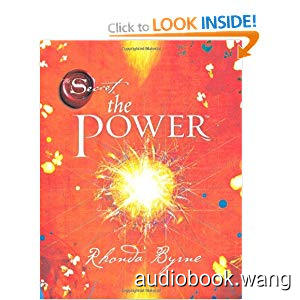 The Power - Rhonda Byrne Unabridged (mp3/m4b音频) 782.33 MBs