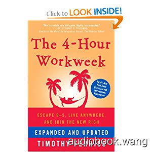 The Four Hour Work Week Unabridged (mp3/m4b音频) 457.31 MBs
