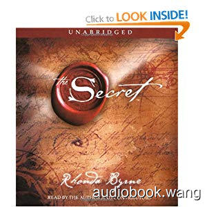 The Secret - Rhonda Byrne Unabridged (mp3/m4b音频) 246.39 MBs