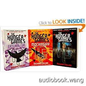 Hunger Games Collection - Suzanne Collins Unabridged (mp3/m4b音频) 1.09 GBs