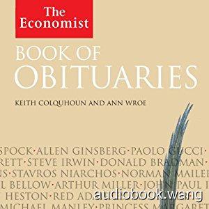 Book of Obituaries: The Economist Unabridged (m4b+mp3+cue) 20hrs